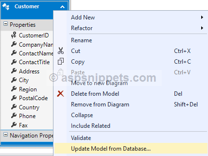 Implement Search functionality in Entity Framework in ASP.Net MVC Razor