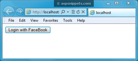 How to logout from FaceBook website using Graph API in ASP.Net