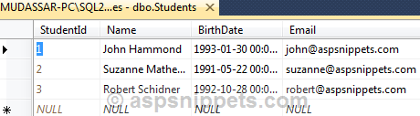 Automatically send Birthday email using C# and VB.Net