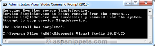 Simple Windows Service that runs periodically and once a day at specific time using C# and VB.Net
